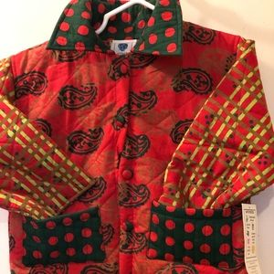 🎉🍁🍂🎈🎊Young Colors Fully Lined quilted jacket